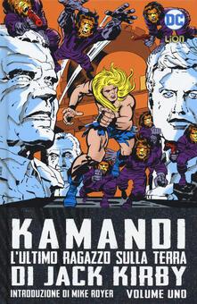 Writersfactory.it Kamandi. L'ultimo ragazzo sulla terra. Vol. 1 Image