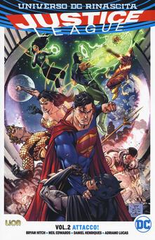 Ipabsantonioabatetrino.it Universo DC Rinascita. Justice League. Vol. 2: Attacco!. Image