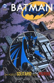 Secchiarapita.it Un posto solitario dove morire. Batman Image