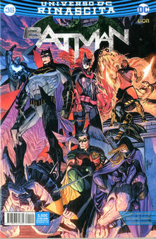 Winniearcher.com Rinascita. Batman. Vol. 36 Image