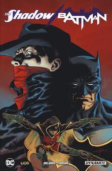The Shadow. Batman.pdf