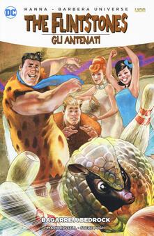 Vitalitart.it Gli antenati (The Flintstones). Vol. 2: Bagarre a Bedrock. Image