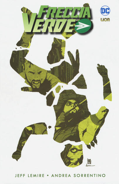 T-Shirt Bambino Ragazzo Arrow Freccia Verde Serie Tv Idea Regalo