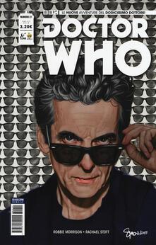 Ascotcamogli.it Doctor Who. Le nuove avventure del dodicesimo dottore. Vol. 21: quarta parete, La. Image