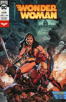 Ristorantezintonio.it Wonder Woman. Vol. 42 Image