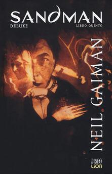 Vitalitart.it Sandman deluxe. Vol. 5: gioco della vita, Il. Image
