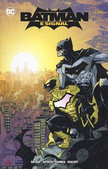 Winniearcher.com Batman e Signal Image