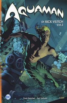 Promoartpalermo.it Aquaman. Vol. 2: Rinnegato. Image