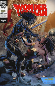 Criticalwinenotav.it Wonder Woman. Vol. 43 Image