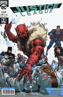 Warholgenova.it Justice League. Vol. 39 Image