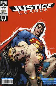 Voluntariadobaleares2014.es Justice League. Vol. 40 Image