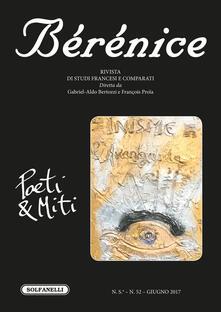 Ristorantezintonio.it Bérénice. Poeti & miti. Vol. 52 Image