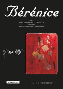 Promoartpalermo.it Bérénice. Poeti & miti. Vol. 53 Image