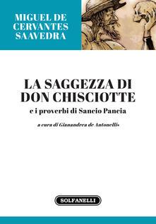 La saggezza di Don Chisciotte e i proverbi di Sancio Pancia.pdf