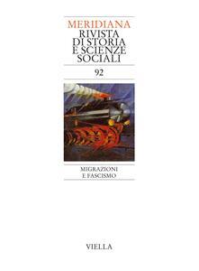 Meridiana (2018). Vol. 92 - Autori Vari - ebook