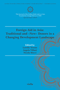 Asia maior (2018). Vol. 1: Special issue. Foreign Aid in Asia: Traditional and «new» donors in a changing development landscape. - - wuz.it