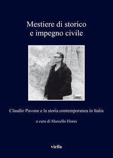 Promoartpalermo.it Mestiere di storico e impegno civile. Claudio Pavone e la storia contemporanea in Italia Image