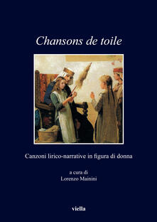 Radiospeed.it Chansons de toile. Canzoni lirico-narrative in figura di donna Image
