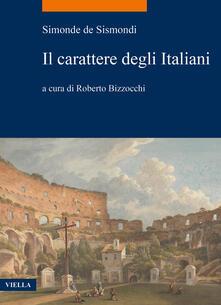 Voluntariadobaleares2014.es Il carattere degli italiani Image