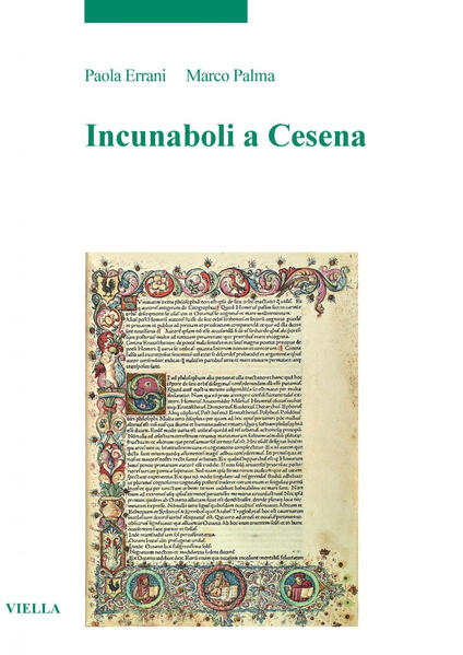Incunaboli a Cesena - Paola Errani,Marco Palma - ebook