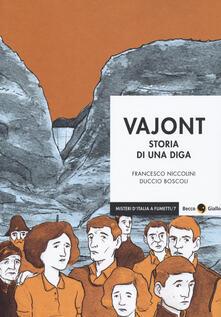 Promoartpalermo.it Vajont. Storia di una diga Image
