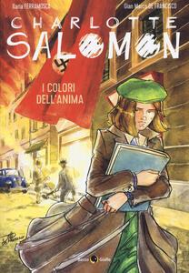 Charlotte Salomon - Ilaria Ferramosca - copertina