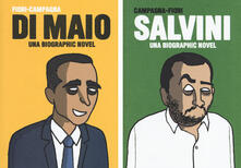 Museomemoriaeaccoglienza.it Salvini-Di Maio. Una biographic novel Image