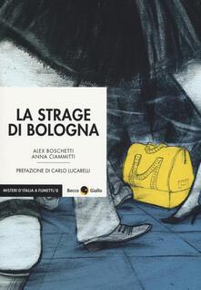 Steamcon.it La strage di Bologna Image