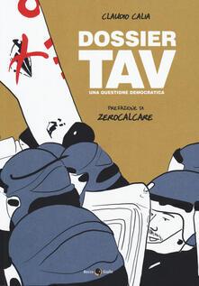 Antondemarirreguera.es Dossier TAV. Una questione democratica Image
