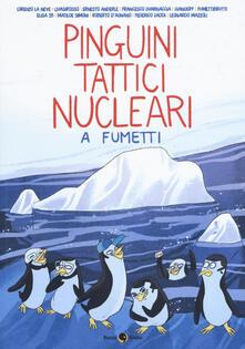 Radiospeed.it Pinguini tattici nucleari a fumetti Image