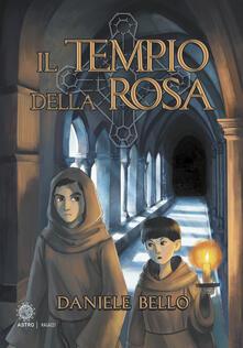 Il tempio della rosa - Daniele Bello - copertina