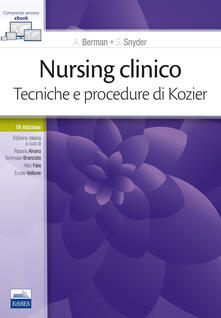 Warholgenova.it Nursing clinico. Tecniche e procedure di Kozier Image