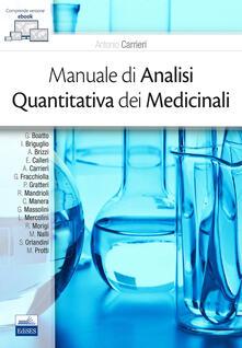 Lpgcsostenible.es Manuale di analisi quantitativa dei medicinali Image