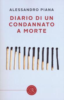 Milanospringparade.it Diario di un condannato a morte Image