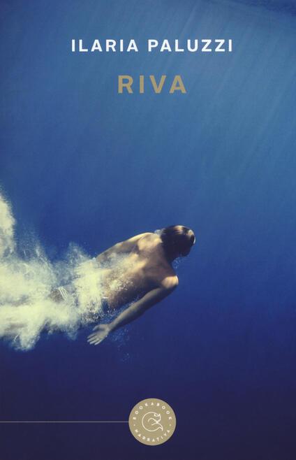 Riva - Ilaria Paluzzi - copertina