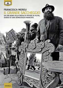 Cefalufilmfestival.it Il grande saccheggio. Da zar Boris alla presa di potere di Putin, diario di una democrazia mancata Image