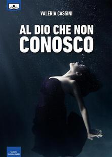 Al Dio che non conosco - Valeria Cassini,Giuseppe Di Benedetto,Carlo Porrini - ebook