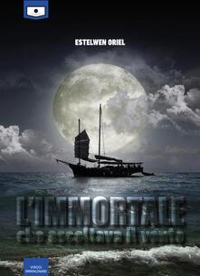L' immortale che ascoltava il vento - Linda Talato,Giuseppe Di Benedetto,Estelwen Oriel - ebook