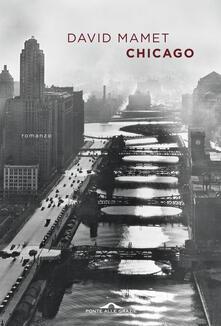 Chicago - David Mamet - copertina