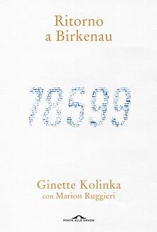 Lpgcsostenible.es Ritorno a Birkenau Image