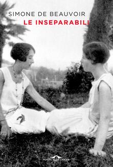 Le inseparabili - Simone de Beauvoir - copertina