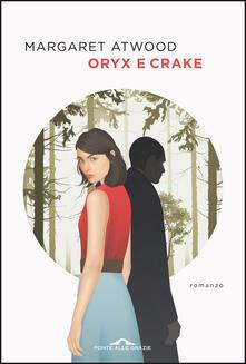 Oryx e Crake - Margaret Atwood - copertina