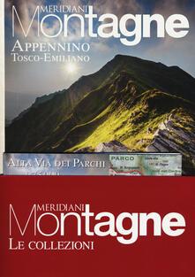 Winniearcher.com Viaggio sulle Alpi Apuane-Appennino tosco-emiliano. Con Carta geografica ripiegata. Con Carta geografica ripiegata Image