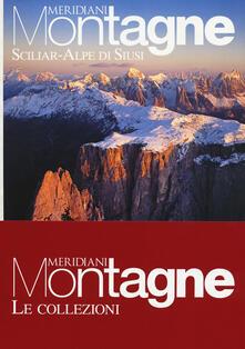 Premioquesti.it Latemar e Val di Fiemme-Sciliar-Alpe di Siusi. Con 2 Carta geografica ripiegata Image