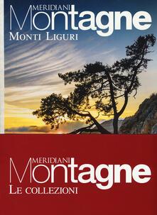 Ipabsantonioabatetrino.it Viaggio sulle Alpi Apuane-Monti liguri. Con 2 Carta geografica ripiegata Image