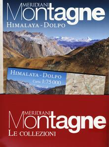 Winniearcher.com La traversata delle Alpi con Walter Bonatti-Himalaya Dolpo. Con 2 Carta geografica ripiegata Image