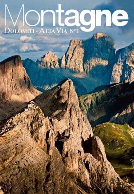 Cartina Geografica Dolomiti.Dolomiti Alta Via N 1 Con Carta Geografica Ripiegata Libro Editoriale Domus Gli Speciali Di Meridiani Montagne Ibs