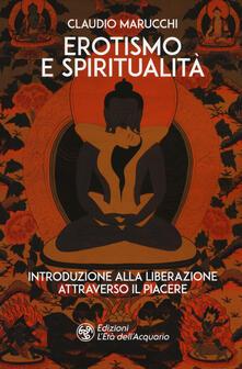 Radiospeed.it Erotismo e spiritualità. Introduzione alla liberazione attraverso il piacere Image