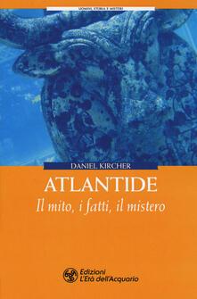 Antondemarirreguera.es Atlantide. Il mito, i fatti, il mistero Image