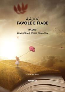 Favole e fiabe. Vol. 1: Lombardia e Emilia Romagna..pdf